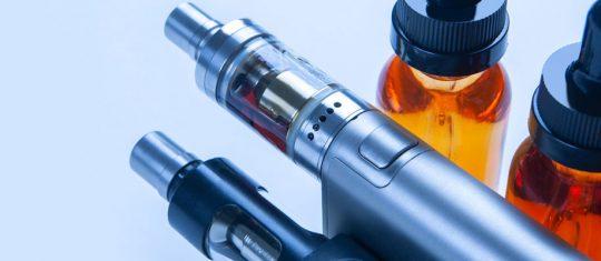 E-liquide et cigarettes électroniques